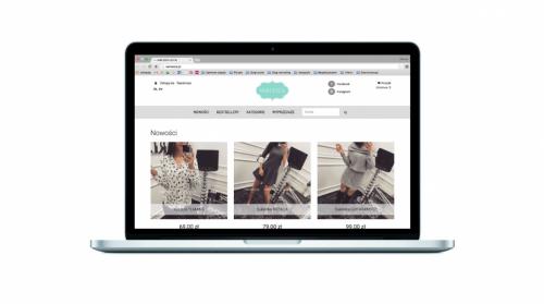 Sklep internetowy dla polskiej marki Varlesca