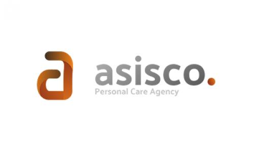 Logo dla gdyńskiej spółki Asisco