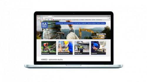 Nowa strona internetowa dla Kamed Ochronniki