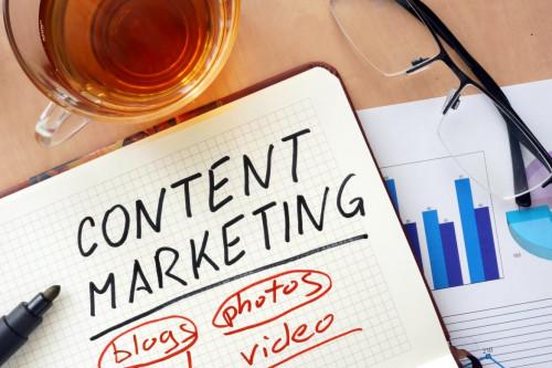 Najświeższe trendy w content marketingu na rok 2016