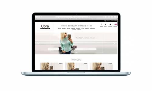 Ubra.pl z nowym sklepem internetowym od Medializer