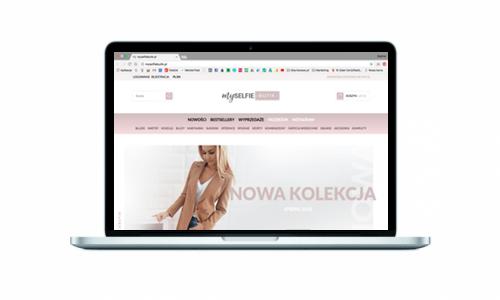 Myselfiebutik.pl z nowym sklepem online od Medializer