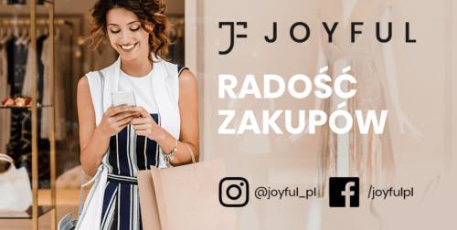 Joyful.pl - radość zakupów! Nowy marketplace na polskim rynku