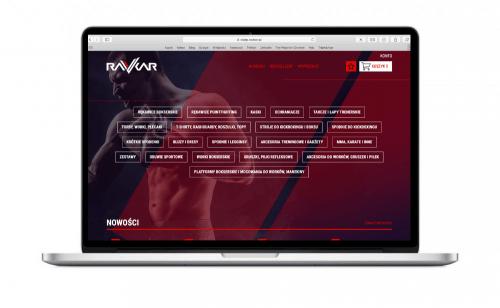 Sklep internetowy Ravkar.pl