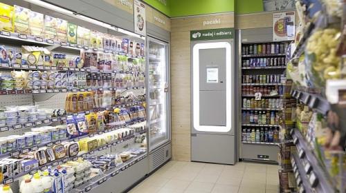 Nie tylko paczkomaty. Automaty do odbioru przesyłek staną w Żabce