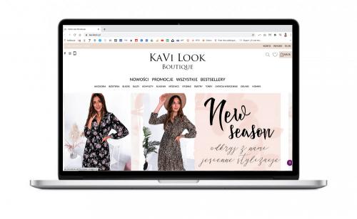 KaVi Look – nowy butik internetowy z odzieżą damską