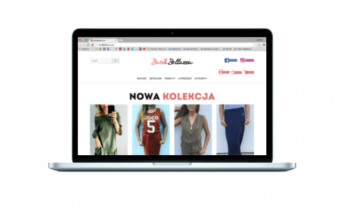 Sklep internetowy butikbellezza.pl