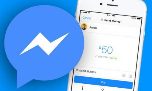 Messenger Pay – zapłać przez komunikator