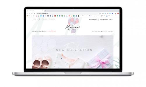 Mallummi.pl - sklep internetowy z odzieżą dziecięcą i młodzieżową