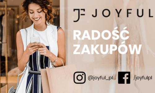 Joyful.pl - radość zakupów! Nowy marketplace na polskim rynki