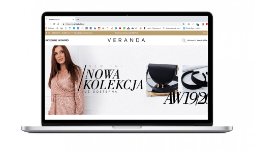 Nowy sklep internetowy dla verandabutik.pl