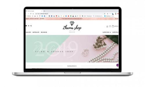 zhanna-shop.pl - nowy butik online z biżuterią damską