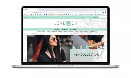 Butik online dla sklepu Jeneffer