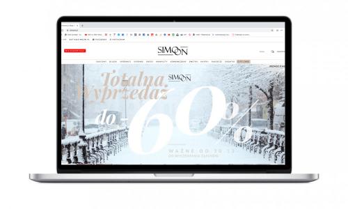 Sklep internetowy simoon.pl