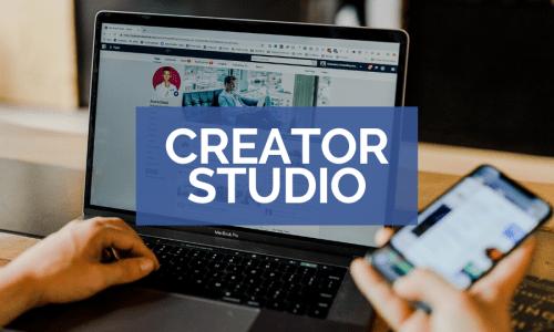#facebookoweABC: Creator Studio