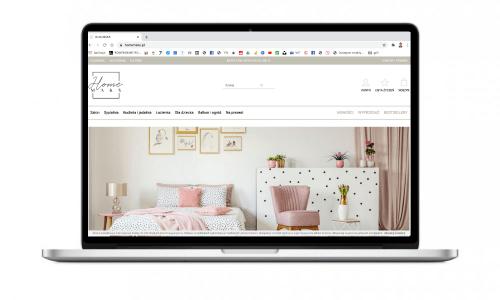 Home MAKS sklep internetowy z kompleksowym wyposażeniem domu i ogrodu