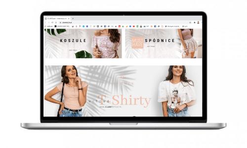 Claretstyle butik internetowy z odzieżą damską