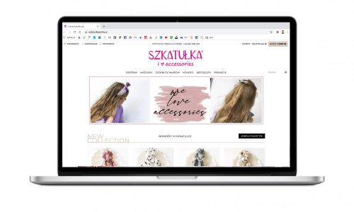 Szkatułka online, czyli internetowy salonik z biżuterią od Medializer