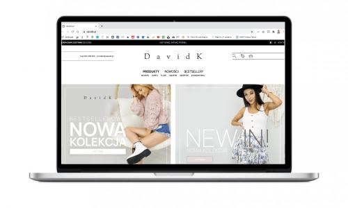 DavidK – nowa polska marka wkracza na rynek