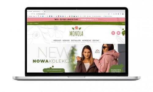 Monola – kolejny butik w gronie klientów Medializera