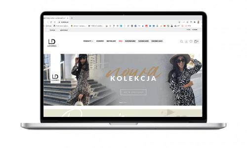 Lovdres - nowoczesny butik z sukienkami