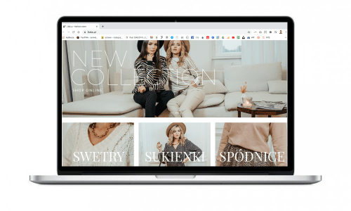 Lilaluu - sklep internetowy z odzieżą damską