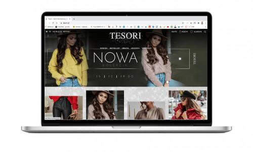 Tesori – kolejny efektowny butik od Medializera!