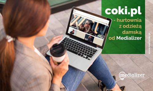 Coki.pl – hurtowni z odzieżą damską od Medializer