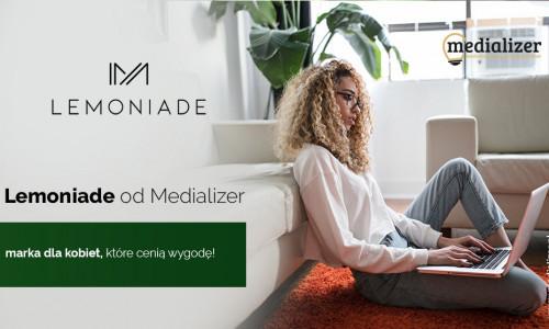Lemoniade od Medializer – marka dla kobiet, które cenią wygodę